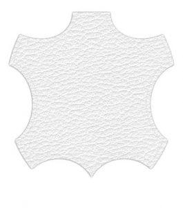 Alba eco-leather White AE4835