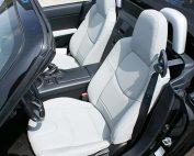 Mazda MX5 Alba eco-leather Titaniumgrijs