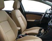 Opel Astra Buffalino Leder Beige Voorstoelen