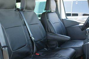 Opel Vivaro protective vehicle seat cover Alba Automotive 03
