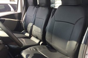 Renault Trafic protective vehicle seat cover Alba Automotive 01