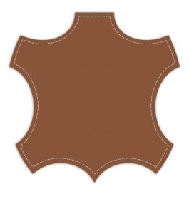 Alba eco-leather Nappa Brown A-N4104-E