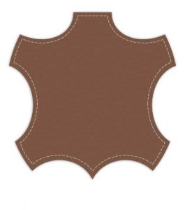 Alba eco-leather Nappa Cinnamon Brown A-N0596-E