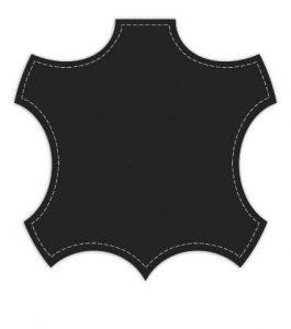 Alba eco-leather Nappa Black A-N0500-E
